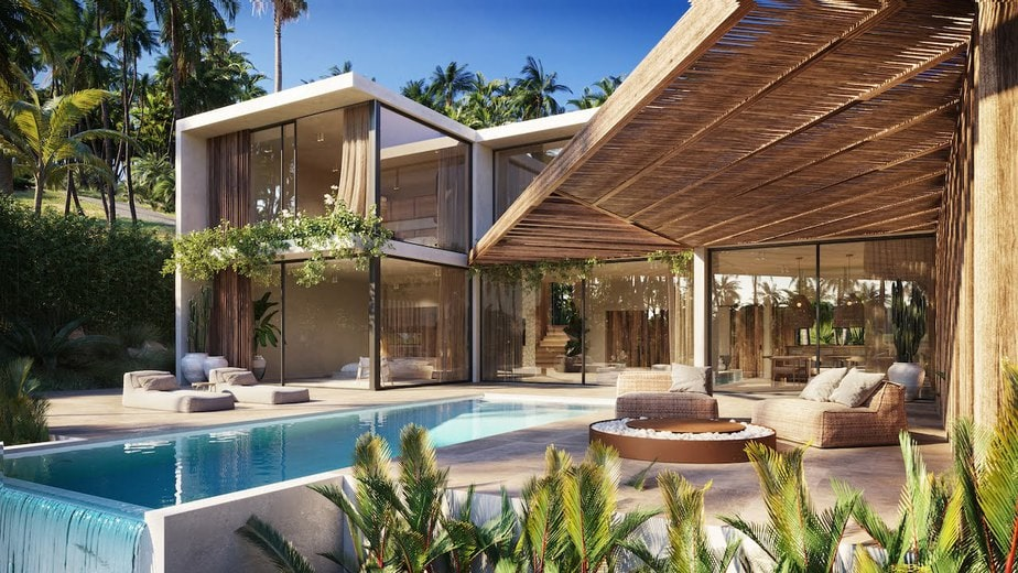 Architect in Bali